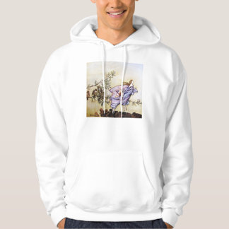 Fairies in the Trees Hoodie