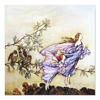 Fairies in the Trees Invitations