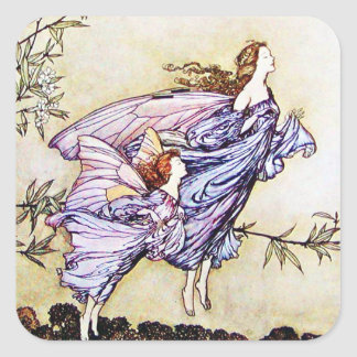 Fairies in the Trees Stickers