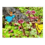 Fairies Light Up Your Life Postcard