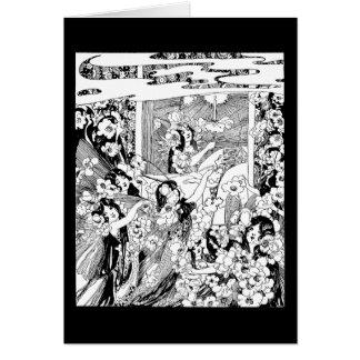 Fairies of Peaceful Slumber Card
