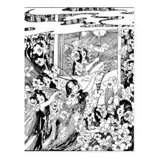 Fairies of Peaceful Slumber Postcard