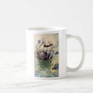 Fairies on the Seashore Mug
