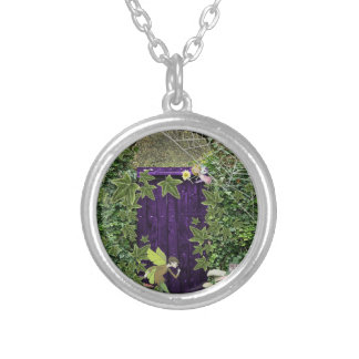 Fairies Pixies Secret Garden Necklace