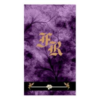 Fairies Realm Profile Business Card
