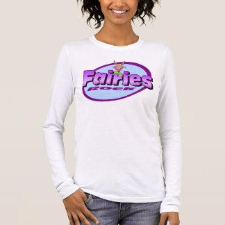 Fairies Rock Long Sleeve T-Shirt