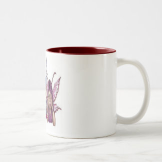 FAIRIES Two-Tone COFFEE MUG