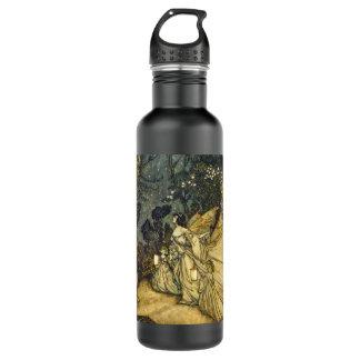 Fairies Wedding Titania and Oberon 24oz Water Bottle