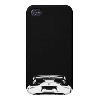 Fairlady 370z Rear View iPhone Case