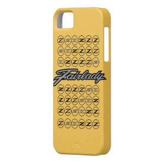 Fairlady Z Funda Para iPhone SE/5/5s