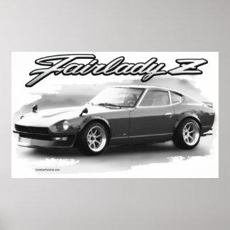 Fairlady Z poster