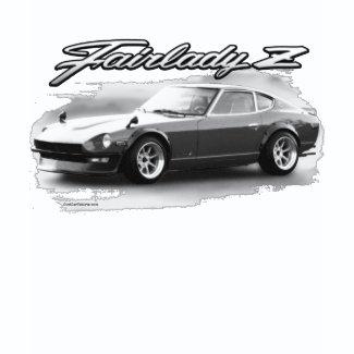 Fairlady Z t shirt