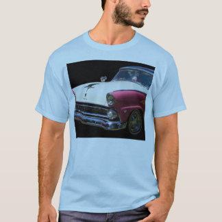 fairlane white purple chrome classic car T-Shirt
