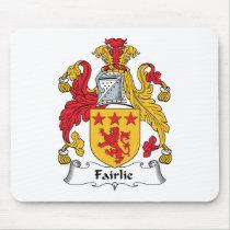 Fairlie Family Crest Mousepad