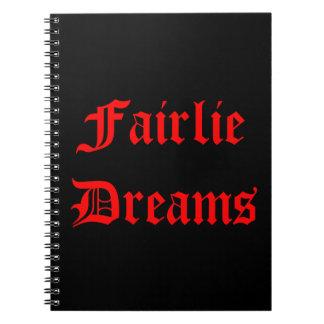 Fairlie soña el cuaderno