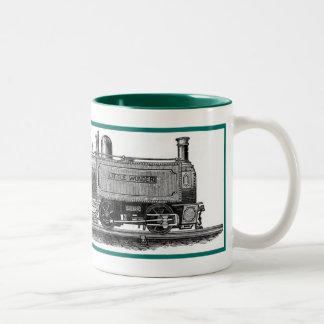 Fairlie's Patent Little Wonder Two-Tone Coffee Mug