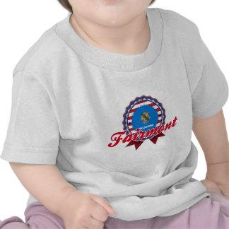 Fairmont, AUTORIZACIÓN Camisetas