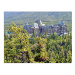Fairmont Banff Springs Hotel In Banff Canada Post Cards