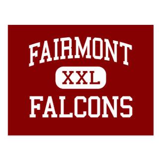 Fairmont - Falcons - joven - Lockport Illinois Tarjetas Postales