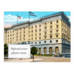 Fairmont Hotel 2 Postcard