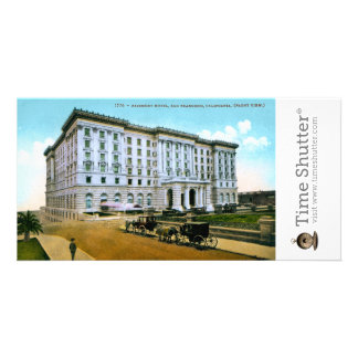 Fairmont Hotel Card