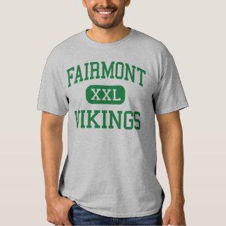 Fairmont - Vikingos - joven - Pasadena Tejas Playeras
