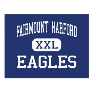 Fairmount Harford - Eagles - alto - Baltimore Tarjeta Postal