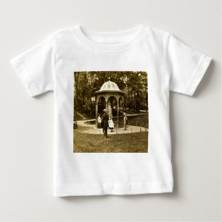 Fairmount Park Vintage Philly 1902 Baby T-Shirt