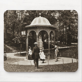 Fairmount Park Vintage Philly 1902 Mouse Pad
