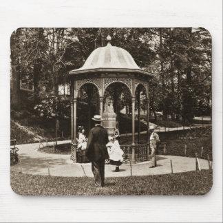 Fairmount Park Vintage Philly 1902 Mousepad