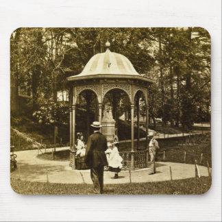Fairmount Park Vintage Philly 1902 Mousepads