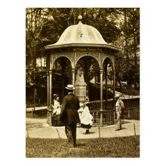 Fairmount Park Vintage Philly 1902 Postcard
