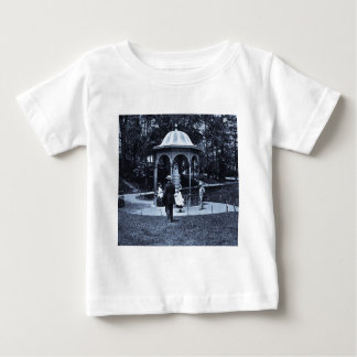 Fairmount Park Vintage Philly ca. 1900-1910 Baby T-Shirt