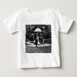 Fairmount Park Vintage Philly ca. 1900-1910 Baby T-Shirt