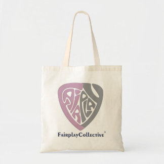 FairPlayCollective Budget Tote Bag