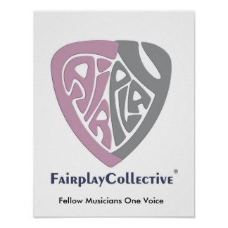 FairPlayCollective, Fellow Musicians One Voice Poster