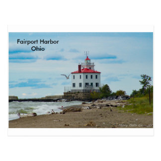 Fairport Harbor Postcard