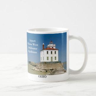 Fairport Harbor West Breakwater Light, Ohio Mug
