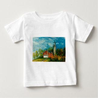 Fairport Lighthouse Musium 1997 Baby T-Shirt
