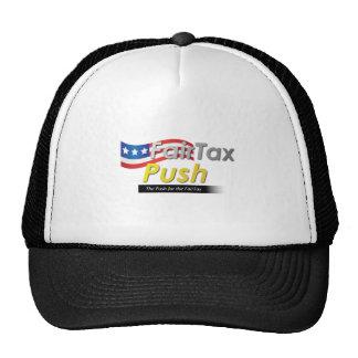 FairTax Push Mesh Hat