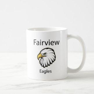 Fairview Eagles Classic White Coffee Mug