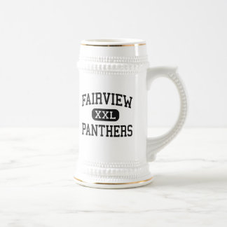 Fairview - Panthers - High - Grant Louisiana 18 Oz Beer Stein