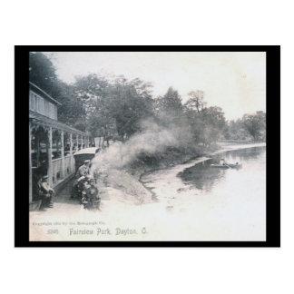 Fairview Park Dayton Ohio 1912 Vintage Postcards