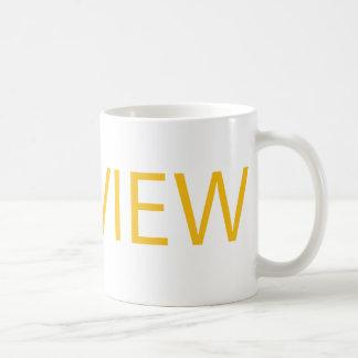Fairview Product Classic White Coffee Mug