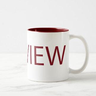 Fairview Product Two-Tone Coffee Mug
