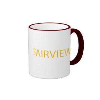 Fairview Ringer Coffee Mug