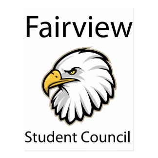 Fairview Student Council Postcard