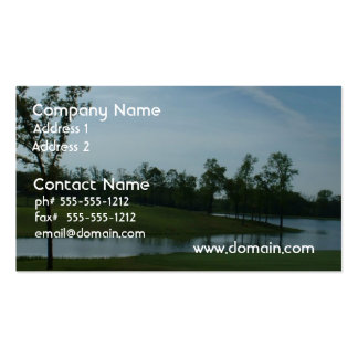 Fairway Business Cards