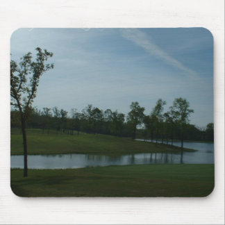 Fairway Mouse Pad