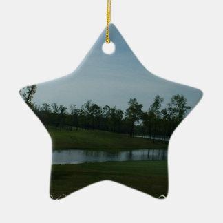 Fairway Ornament